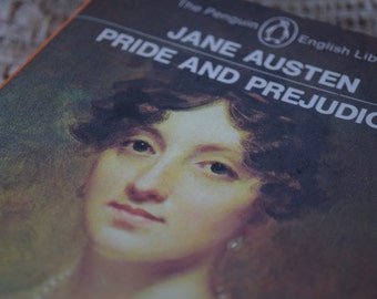Pride and Prejudice. Jane Austen. A Penguin Paperback Book