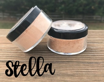100% Vegan Matte Mineral Foundation-Stella