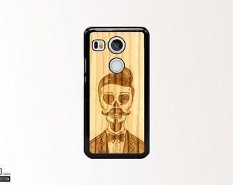 LG Nexus 5X / 5 Natural Ash Wood Case | Nexus 5X case | Nexus 5X cover | Nexus 5X skin | Nexus 5X wood | e Nexus 5X wood cover