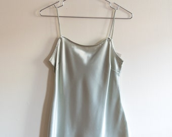 90's Pale Green Camisole