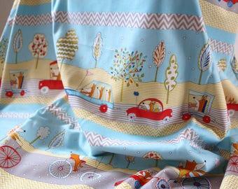 Handmade Baby Blanket - Soft Baby Blanket - Baby Girl Blanket - Baby Boy Blanket