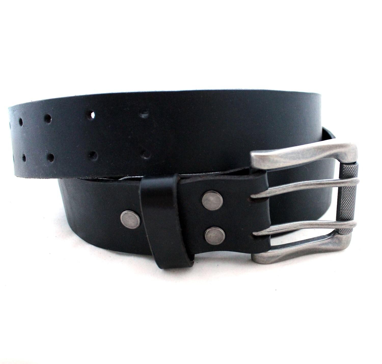 leather black belt mens belt mens grain leather belt