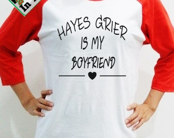 Mentally dating hayes grier shirt