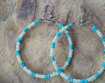 Big hoop earrings minimalist simple gift birthday  gift mother bridesmaid wedding fashion modern dance party trendy stylish light earrings i