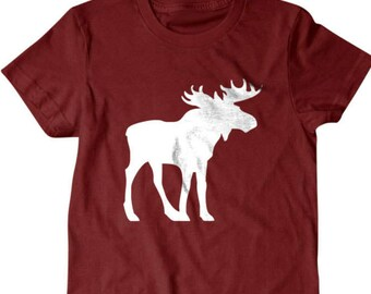 Moose T-shirt, moose shirt,  Hiking shirt, Funny T shirts, Funny T Shirts for Men | T Shirts for Boyfriend & Husband | Lovely Gifts for Dad