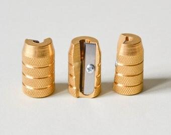 M+R Grenade sharpener, Brass Sharpener, M+R German, single sharpener, double sharpener
