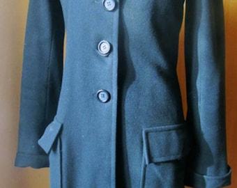 60s Yves Saint Laurent Overcoat