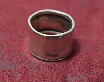 Silpada Sterling Silver Cuff Ring
