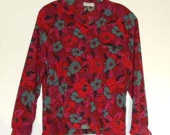 Shirt vintage FREKA size 46