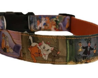 The Aristocats Collar