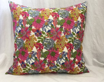 Liberty of London cushion cover - Angelica Garla - 50 x 50 cm
