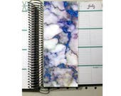 Laminated Bookmark/Divider - Marble