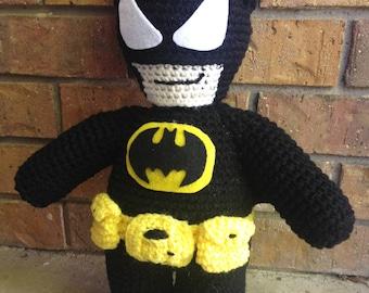 Batman Doll, Batman, Action Figure, Batman and Joker, Super Hero