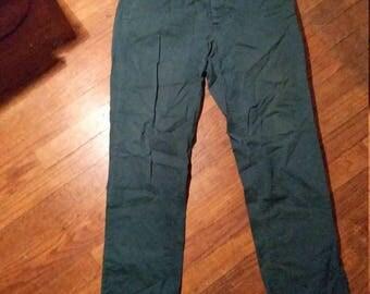 Vintage Grey Pants