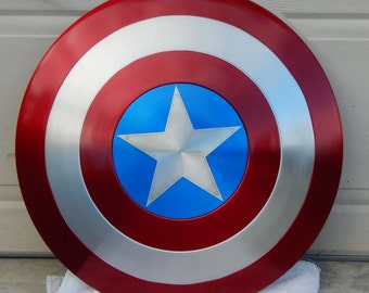 Captain America Shield (Mint Condition)