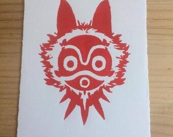 Print Mononoke