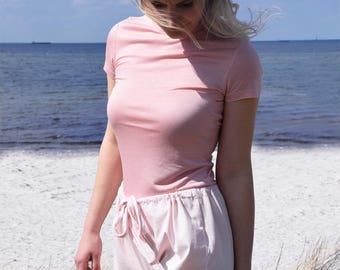 Shorts ELLA light pink