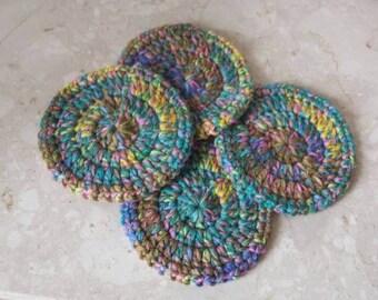 Coasters, crochet, coaster set, crochet coaster, coaster, drink coasters, handmade coasters, drink coaster, crochet home decor, crochet gift