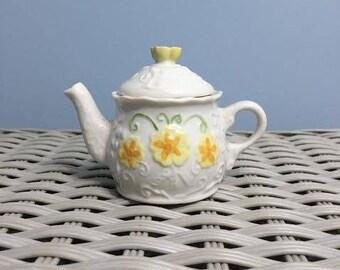 Beleek Miniature Teapot
