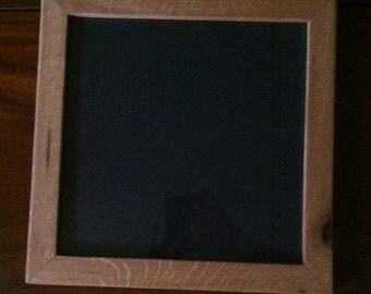 12 x 12 Customs Wood Frame