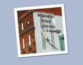 Hornsey Road Baths & Laundry by Day – PRINT ONLY (not framed) – Free UK postage