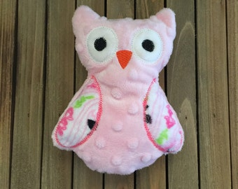 Owl Stuffed Toy, Owl Soft Toy, Toddler Toy, Stuffed Animal Toy, Cute Baby Gift