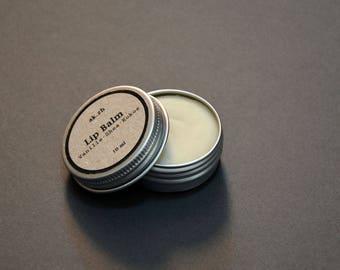 Vanilla Shea coconut lip balm
