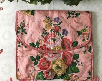 1940's Lingerie or Nylon Stockings Bag