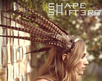 Natural Wings Headpiece By ShapeShifters