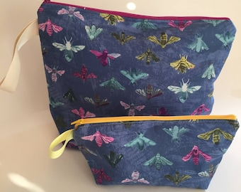 Project bag for knitters crocheters