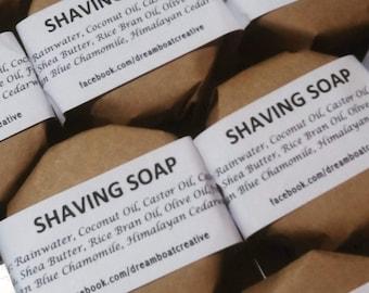 Shaving Soap - Vegan and Palm-free