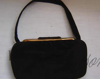 Orig 40s - thick leather - Black Suede -.