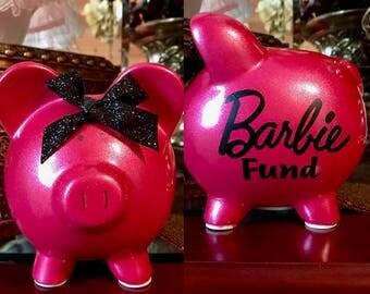 Mini Piggy Bank!