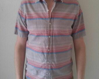 Vintage Volcom Punch Dress Shirt