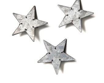 Brooch Set, Women Gift, Metal Brooch, Star Brooch, Bridesmaid Jewelry Gift, Wedding Jewelry, Wearable Art Jewelry, Star Jewelry