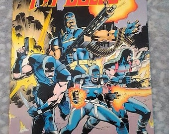 Pitbulls week 2//darkhorse comics//1993//nm condition