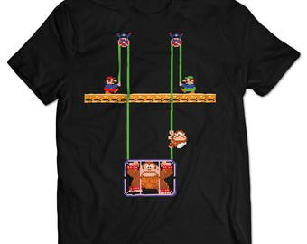 Donkey Kong Junior T-shirt