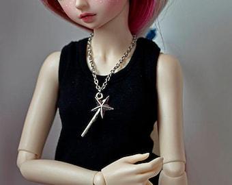Magic wand necklace BJD [MSD]