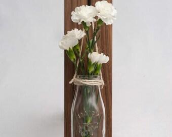 Vase Sconce