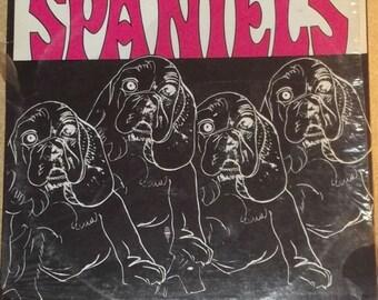 The Spaniels Self Titled Sealed Vinyl 2LP Doo Wop