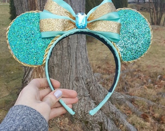 Jasmine Inspired Mickey Ears