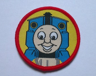 Thomas & Friends Patch, Locomotive Thomas Patch, Train Thomas Patch