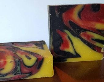Ambrosia Cold Processed Homemade Bar Soap
