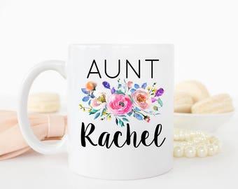 Aunt Mug, Aunt Gift, Gift for Aunt, Coffee Mug, Aunt Coffee Mug, Best Aunt, New Aunt, Unique Aunt Gift, Sister Mug, Pregnancy Reveal