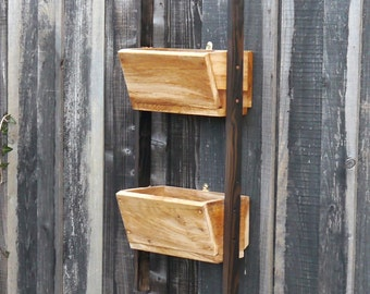 Herb garden Handcrafted from local timber