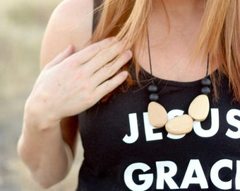 Womens Tanks-Womens Tank Tops-Religious Tshirts-Womens Shirts-Womens Tops-Jesus, Grace & Custom Choice-Mommy LaDy Club Mama Soul Collection
