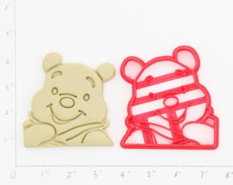 Winnie the Pooh Cookie Cutter
