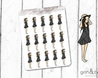 Summer Vibes - Everyday Girl Stickers (EG010)