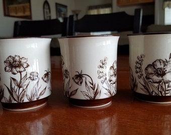 Stoneware Coffee Mugs - 700 Indian Summer