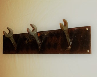 Wrench Hook Wall Hanger